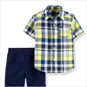 3423dd0ccfdc Toddler Boy Clothes
