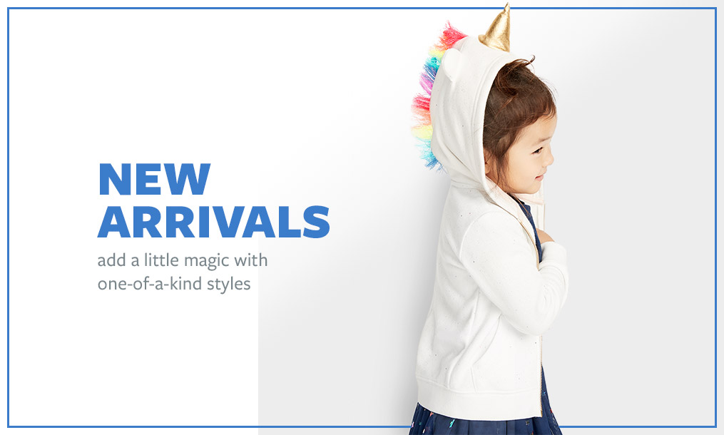 NEW ARRIVALS | add a little magic with one-of-a-kind styles