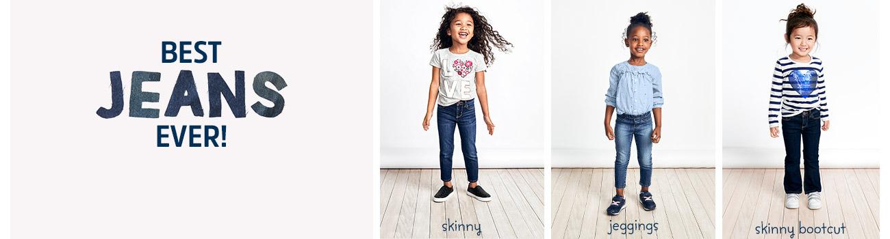 BEST JEANS EVER! skinny | jeggings | skinny bootcut