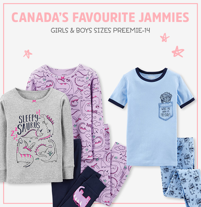 Baby Clothes Toddler Clothes Kids Clothes Carter S Oshkosh Canada