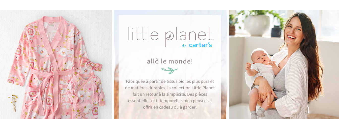 little planet by carters