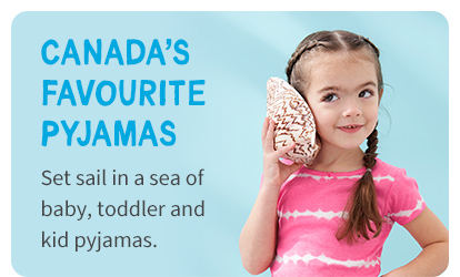 Canada's Favourite pyjamas