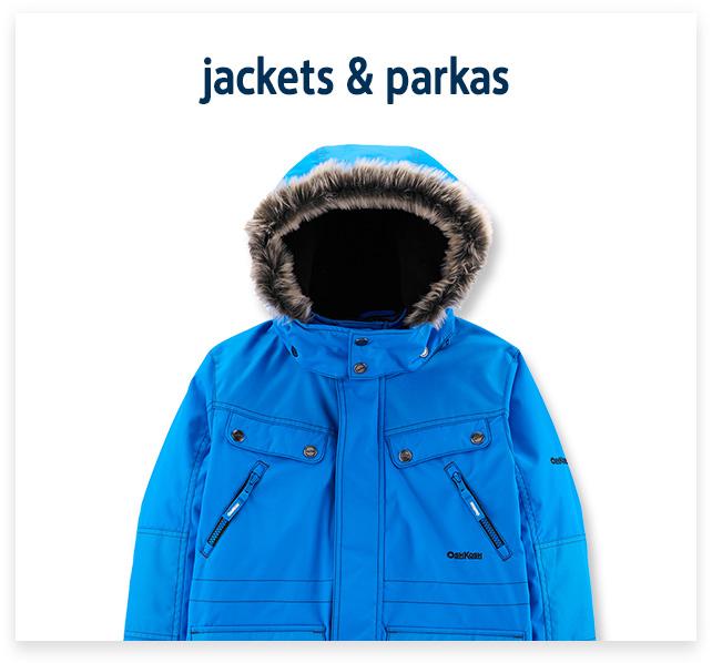 Jackets & Parkas