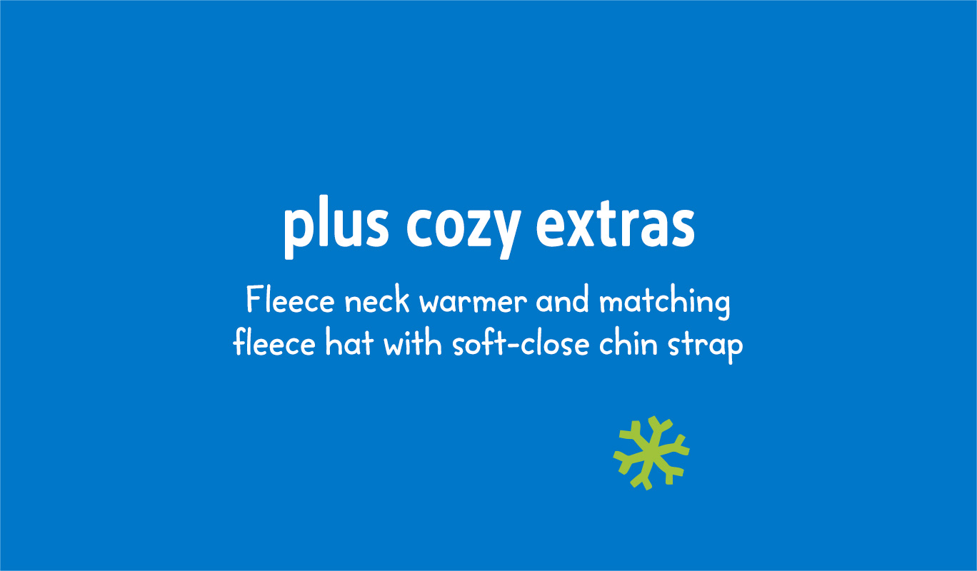 Plus Cozy Extras