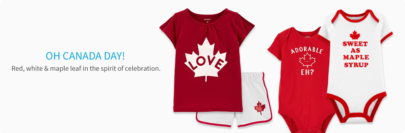 Oh Canada Day!