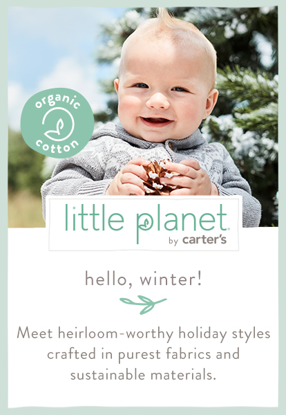 little planet by Carter's