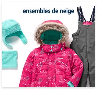 Ensemble De Neige