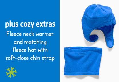 Plus Cozy Extras   Accessories
