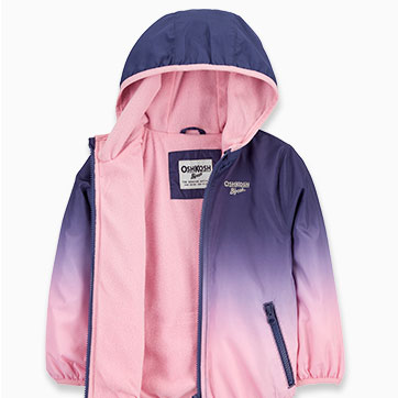 kid girl outerwear