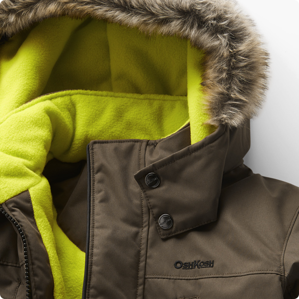 JACKETS AND PARKAS