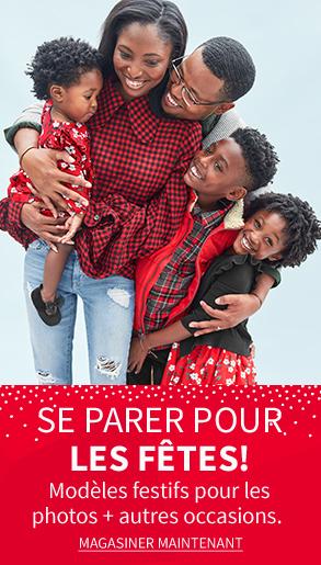 Se Parer Pour Les Fêtes! | Modèles festifs pour les photos + autres occasions. | MAGASINER MAINTENANT
