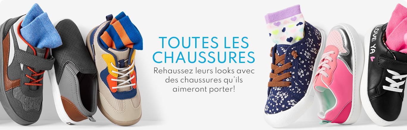 Carter's Oshkosh French Global Banner