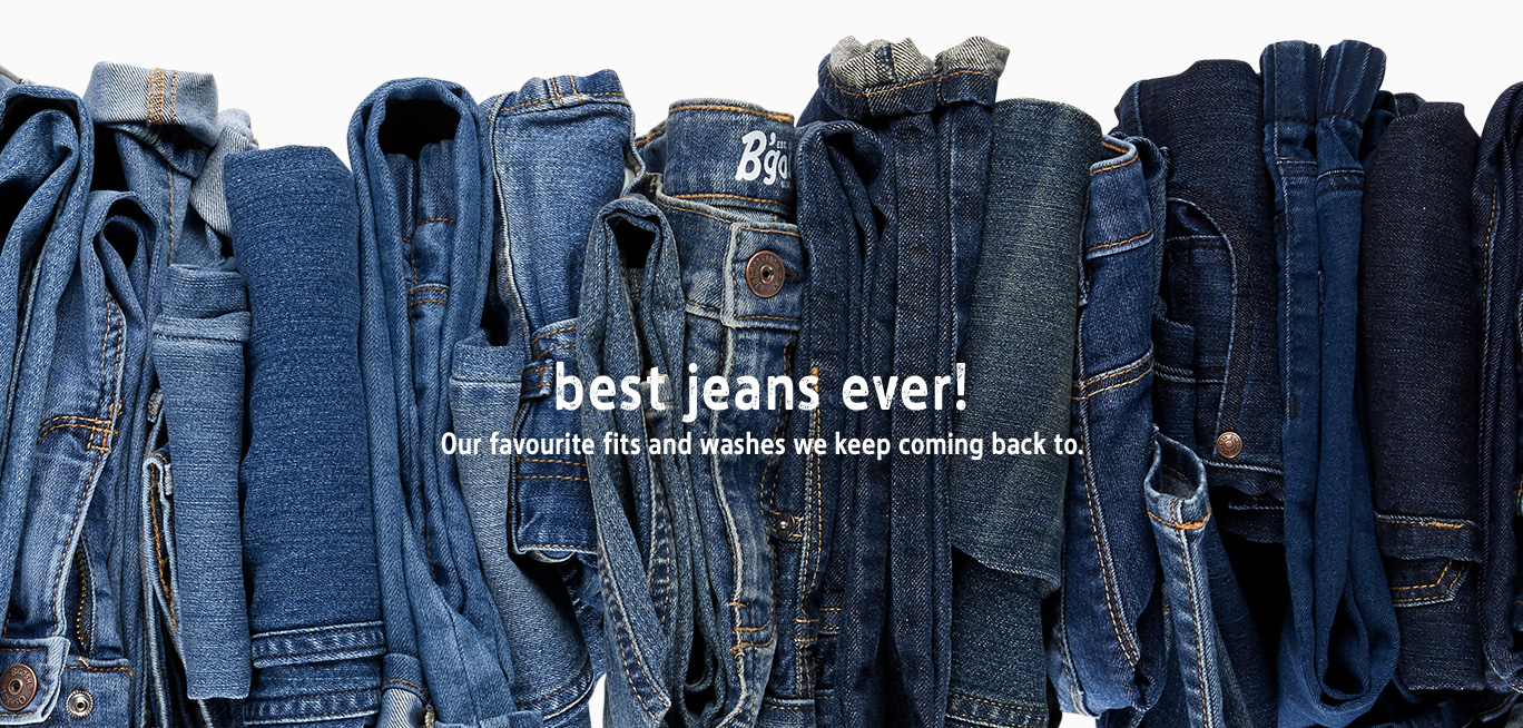 Best jeans ever! | Our favorite fits and washes we keep coming back to.