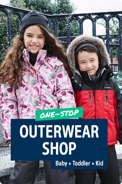 Outerwear shop